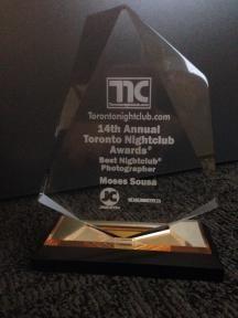 2014 nightclub award
