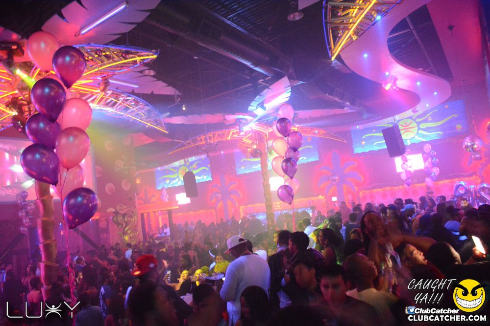Luxy nightclub photo 1 - December 1st, 2018