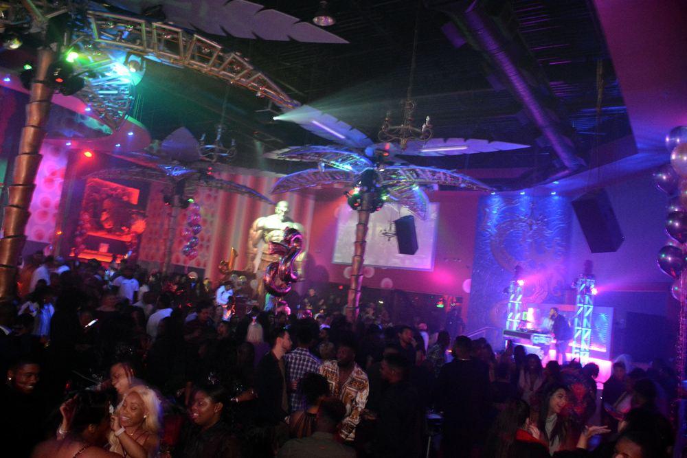 Luxy nightclub photo 1 - December 8th, 2018