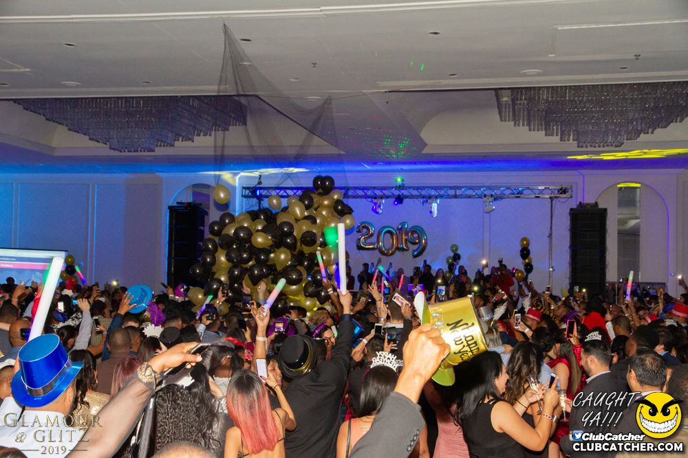 Delta Hotel party venue photo 1 - December 31st, 2018