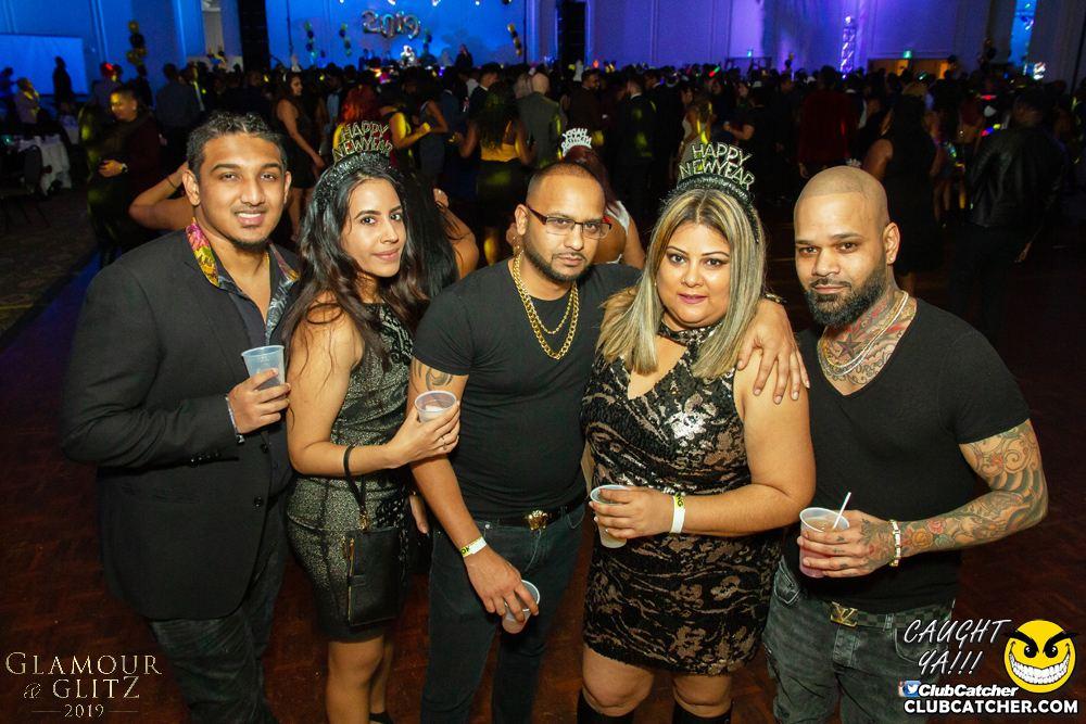 Delta Hotel party venue photo 93 - December 31st, 2018