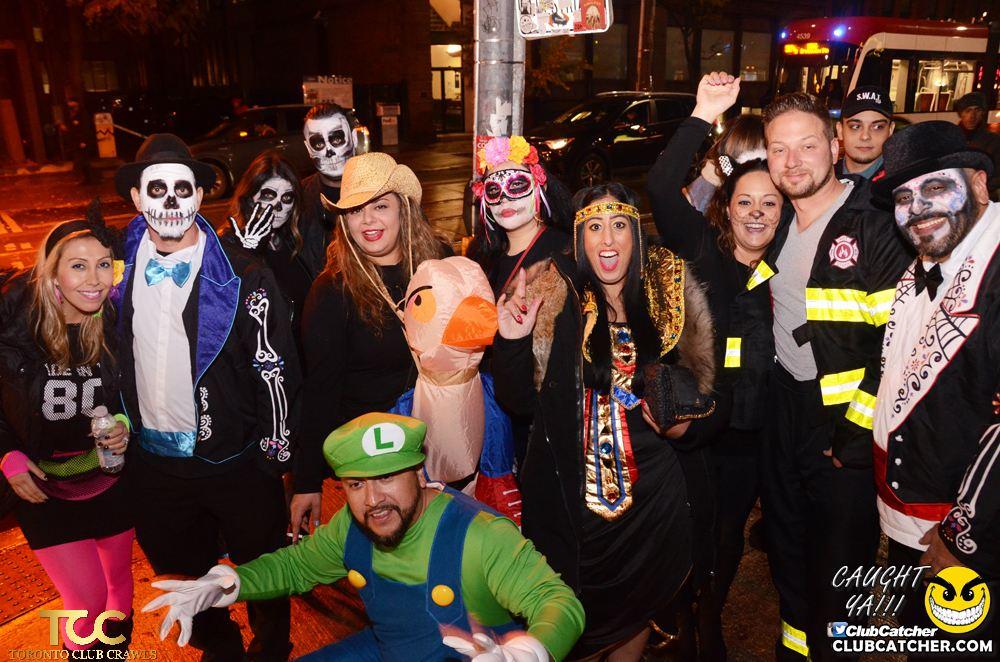 Club Crawl party venue photo 50 - October 26th, 2019