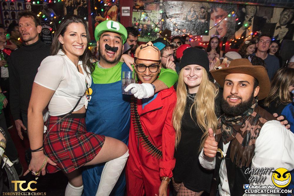Club Crawl party venue photo 110 - October 31st, 2019
