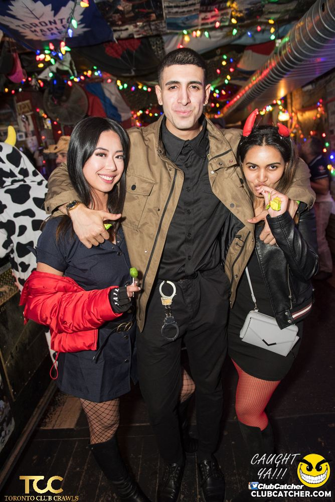 Club Crawl party venue photo 112 - October 31st, 2019