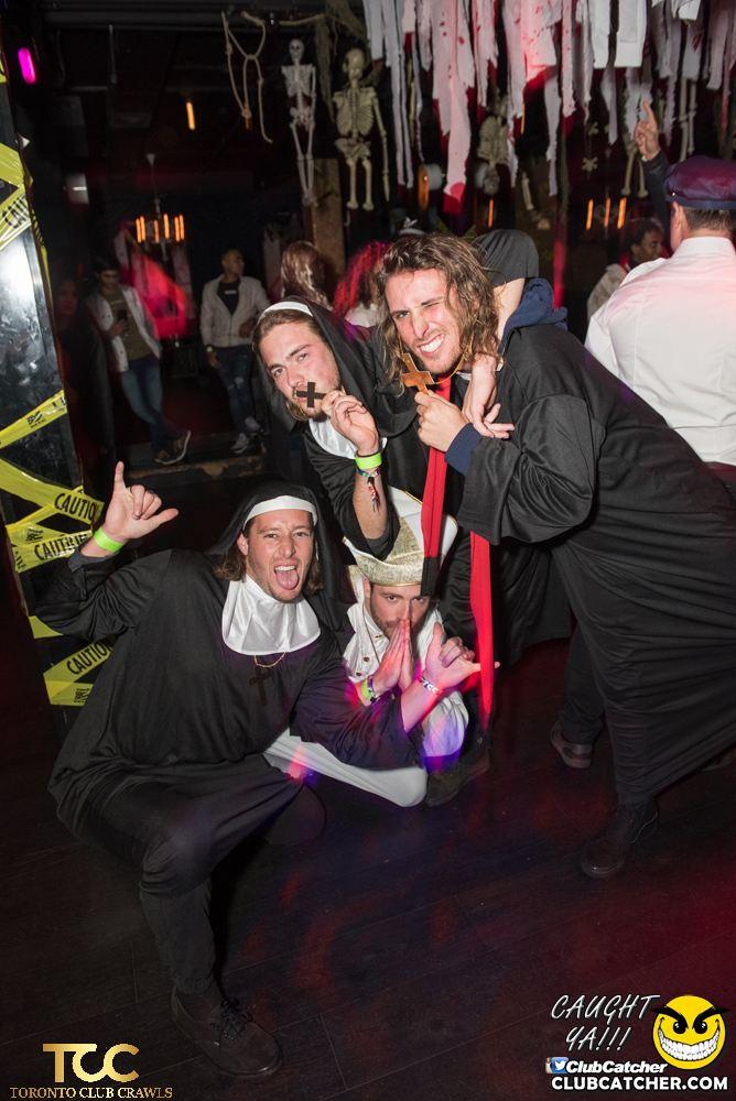 Club Crawl party venue photo 119 - October 31st, 2019
