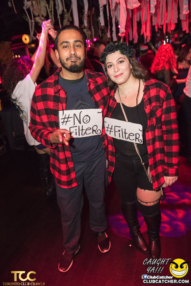Club Crawl party venue photo 125 - October 31st, 2019