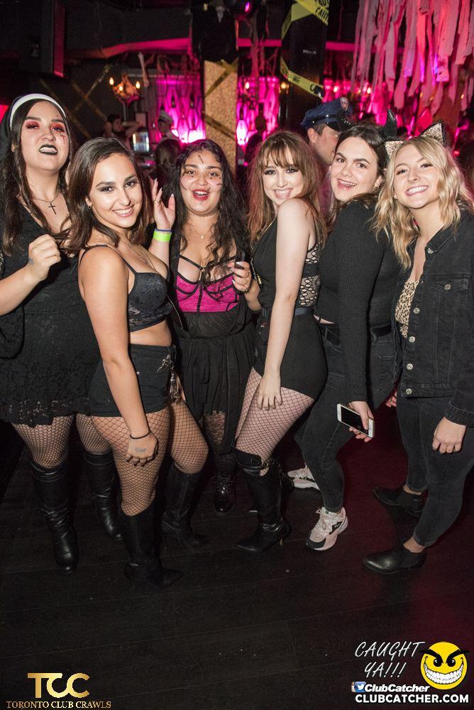 Club Crawl party venue photo 128 - October 31st, 2019