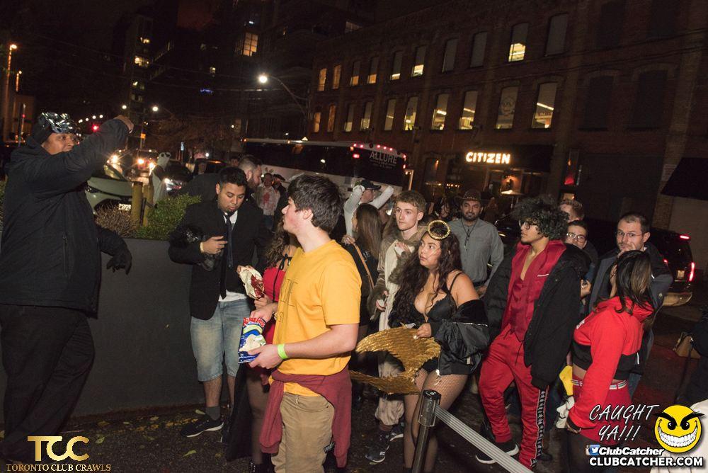 Club Crawl party venue photo 132 - October 31st, 2019