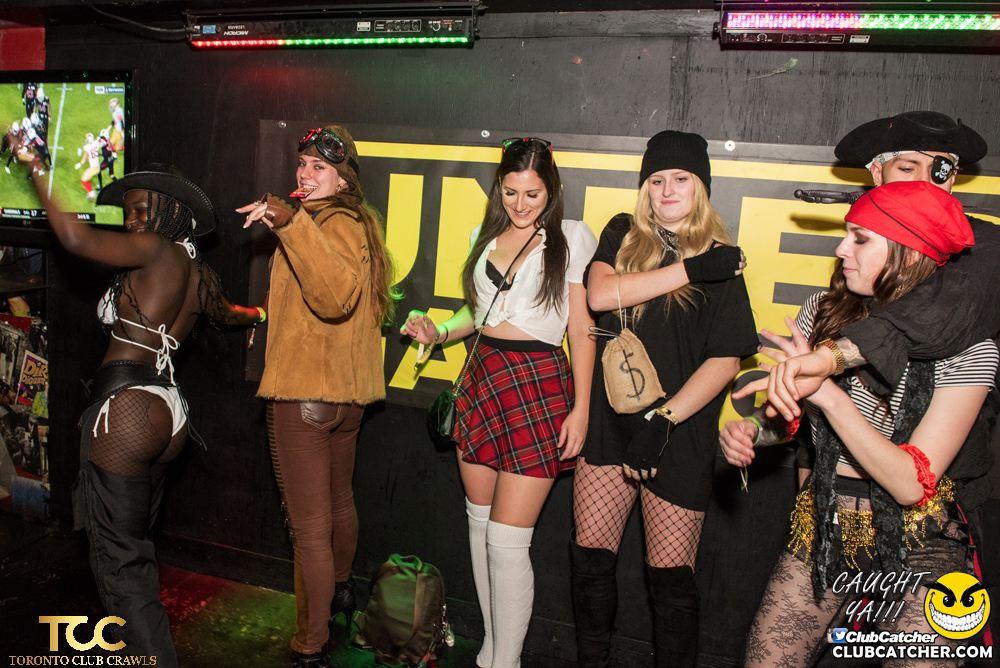 Club Crawl party venue photo 134 - October 31st, 2019