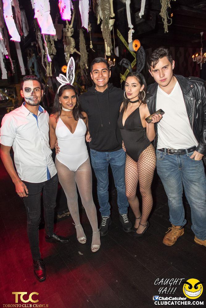 Club Crawl party venue photo 146 - October 31st, 2019
