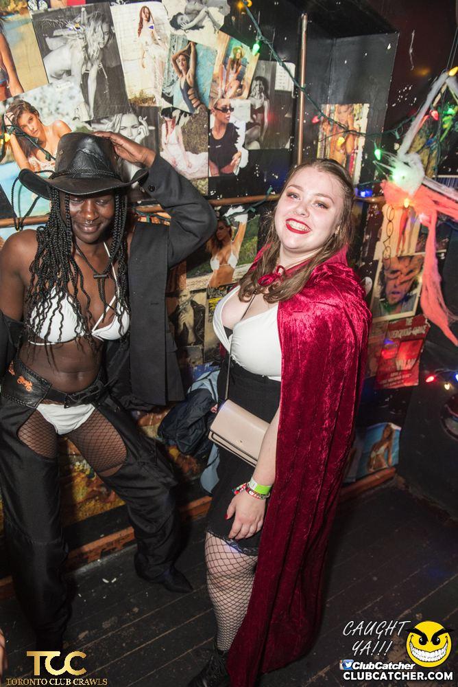 Club Crawl party venue photo 152 - October 31st, 2019