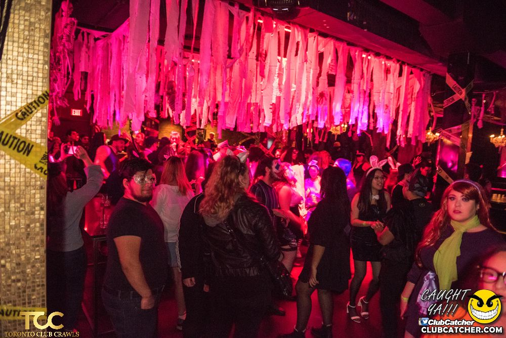 Club Crawl party venue photo 153 - October 31st, 2019