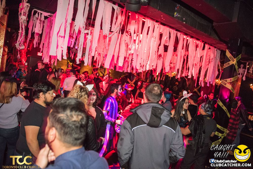 Club Crawl party venue photo 165 - October 31st, 2019