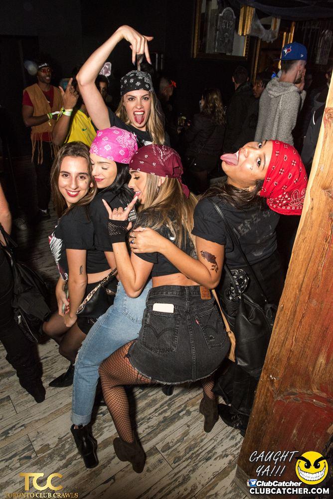 Club Crawl party venue photo 187 - October 31st, 2019