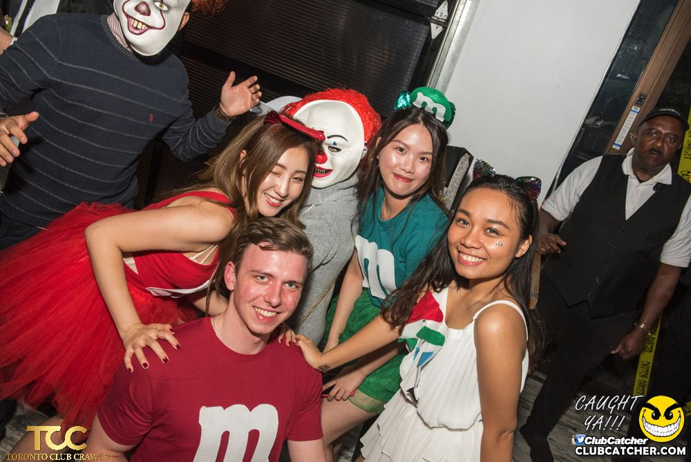 Club Crawl party venue photo 209 - October 31st, 2019