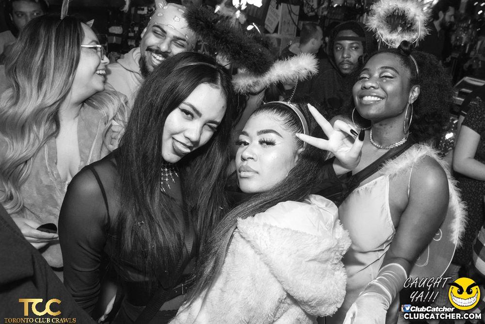 Club Crawl party venue photo 216 - October 31st, 2019
