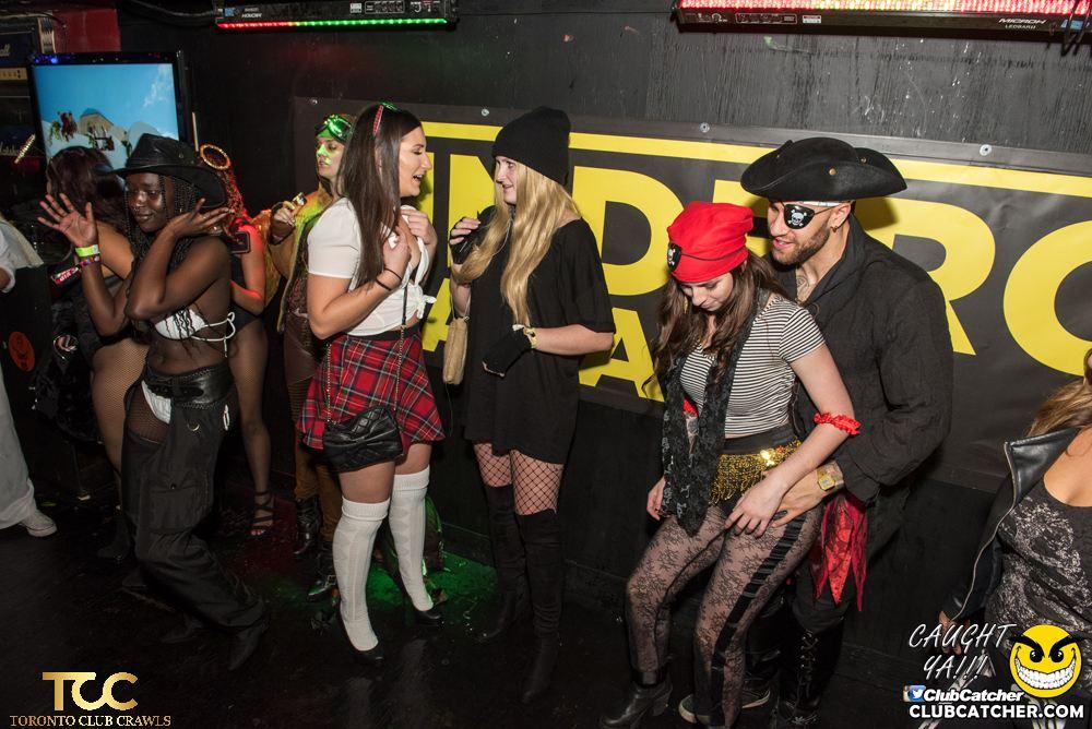 Club Crawl party venue photo 232 - October 31st, 2019