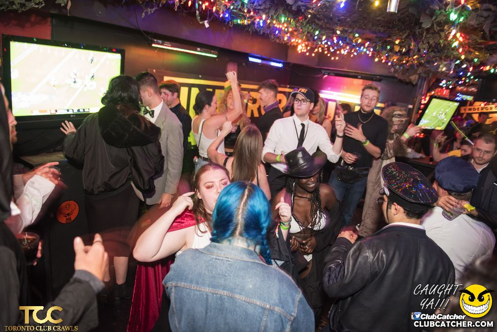 Club Crawl party venue photo 236 - October 31st, 2019