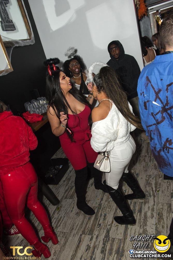 Club Crawl party venue photo 239 - October 31st, 2019