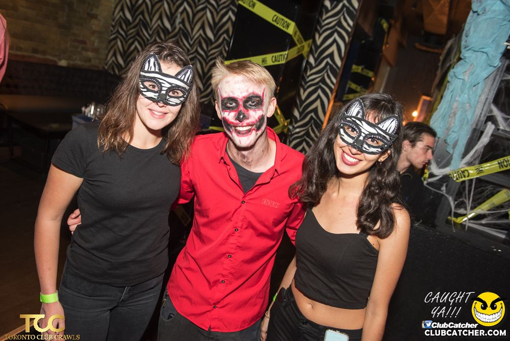 Club Crawl party venue photo 240 - October 31st, 2019
