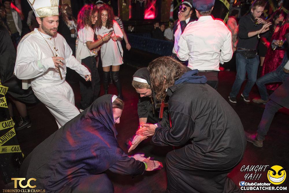 Club Crawl party venue photo 253 - October 31st, 2019