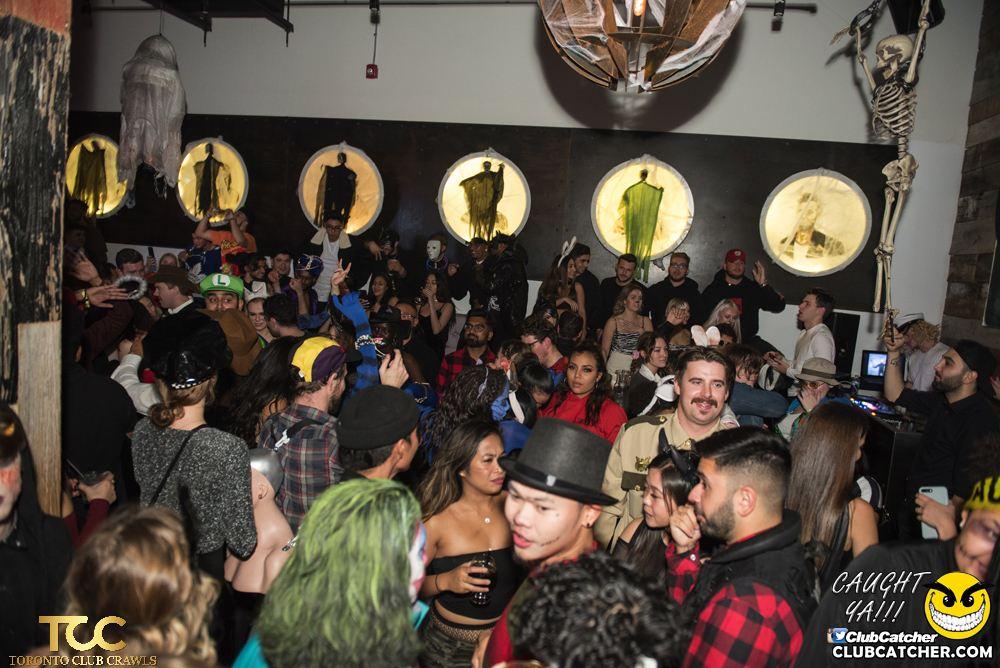Club Crawl party venue photo 268 - October 31st, 2019
