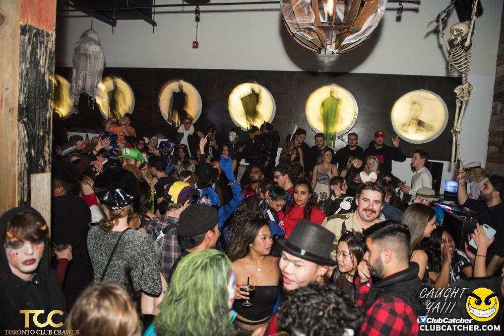 Club Crawl party venue photo 283 - October 31st, 2019