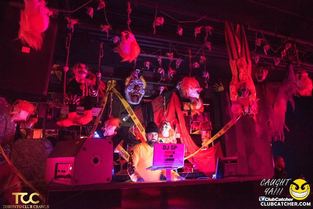 Club Crawl party venue photo 286 - October 31st, 2019