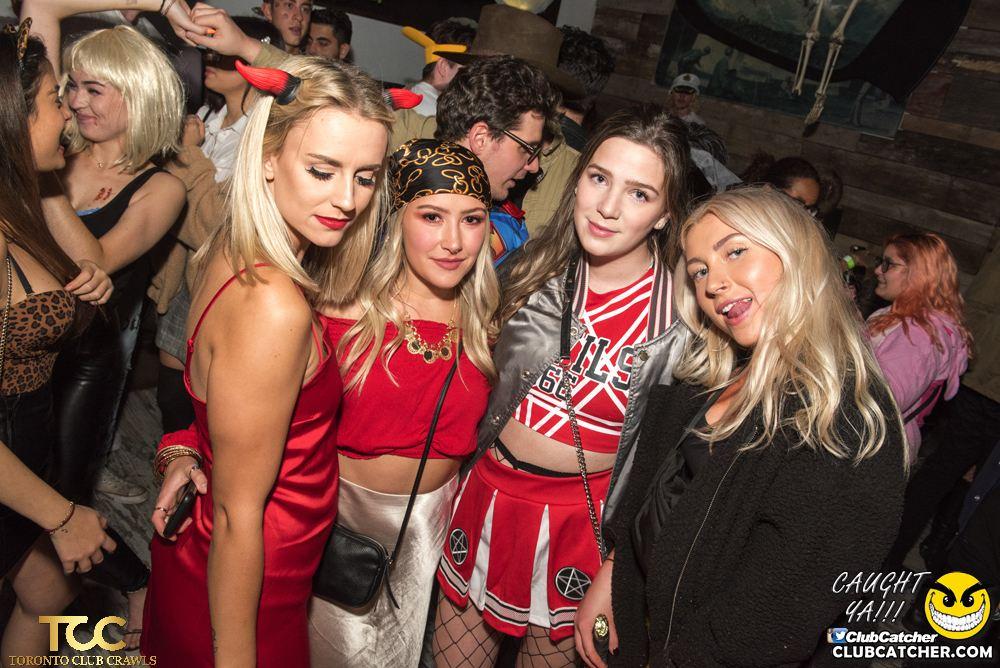Club Crawl party venue photo 319 - October 31st, 2019