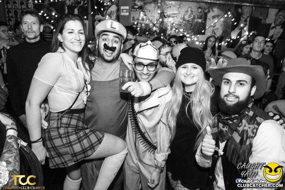 Club Crawl party venue photo 321 - October 31st, 2019
