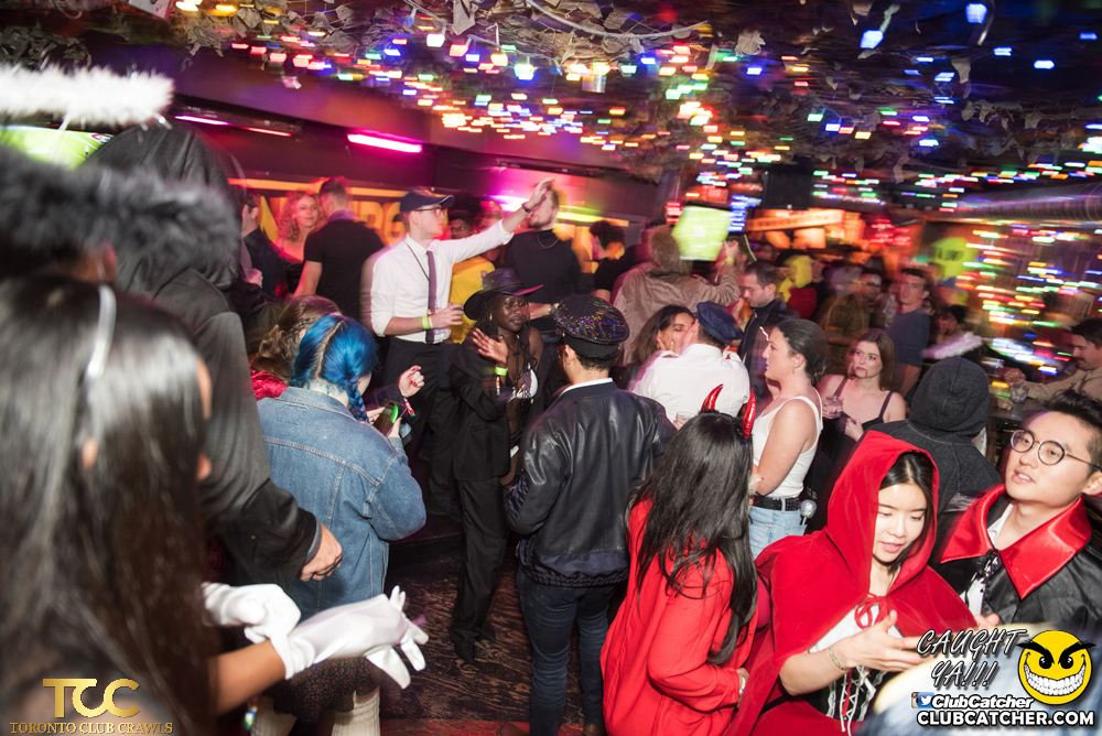 Club Crawl party venue photo 322 - October 31st, 2019