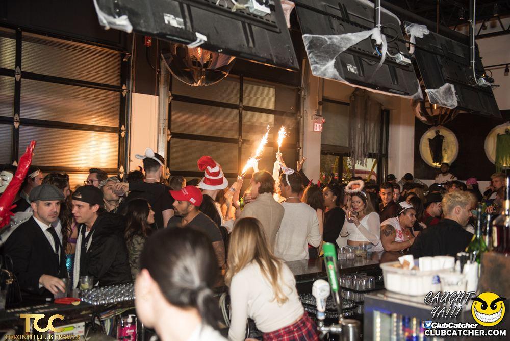 Club Crawl party venue photo 334 - October 31st, 2019