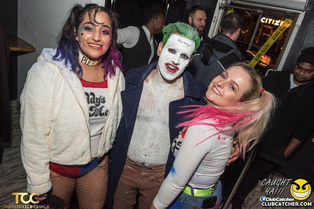 Club Crawl party venue photo 344 - October 31st, 2019