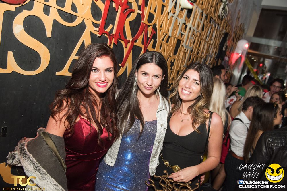 Club Crawl party venue photo 358 - October 31st, 2019