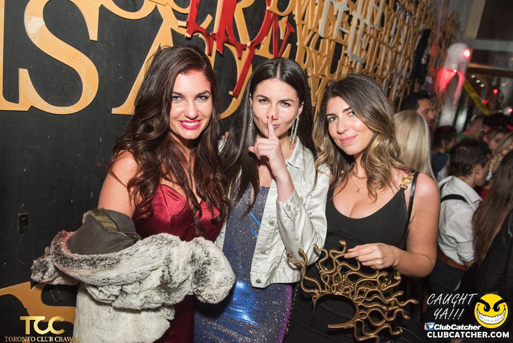 Club Crawl party venue photo 372 - October 31st, 2019