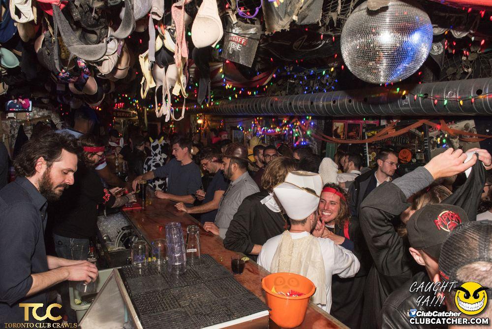 Club Crawl party venue photo 373 - October 31st, 2019