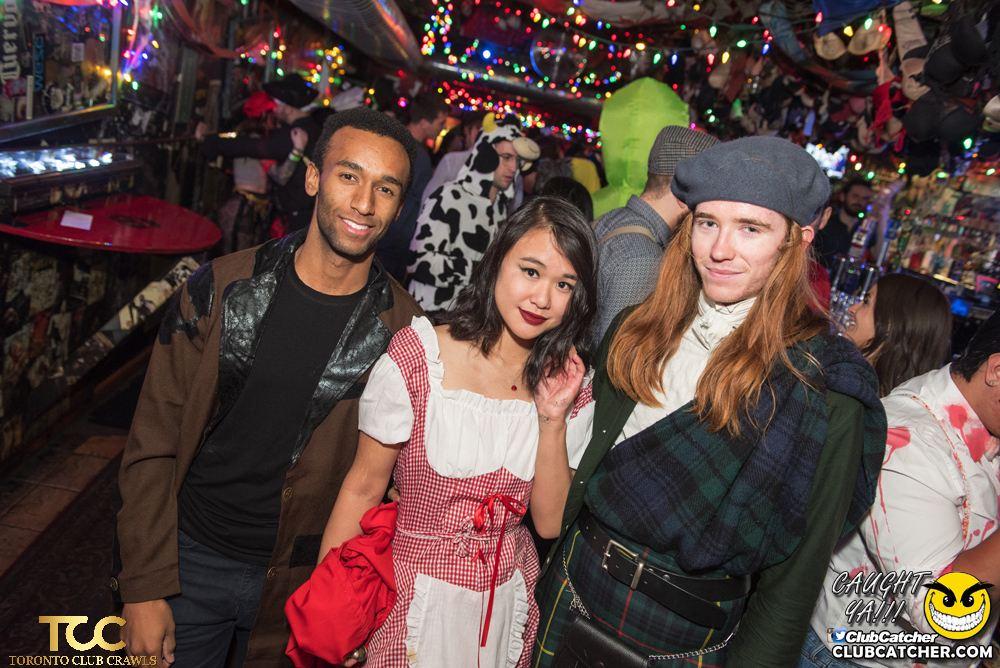 Club Crawl party venue photo 377 - October 31st, 2019