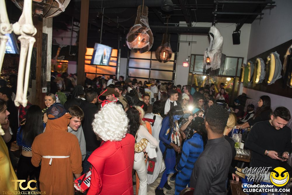 Club Crawl party venue photo 379 - October 31st, 2019