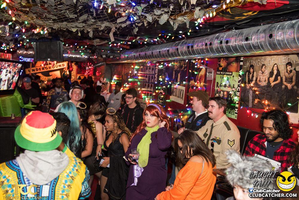 Club Crawl party venue photo 396 - October 31st, 2019