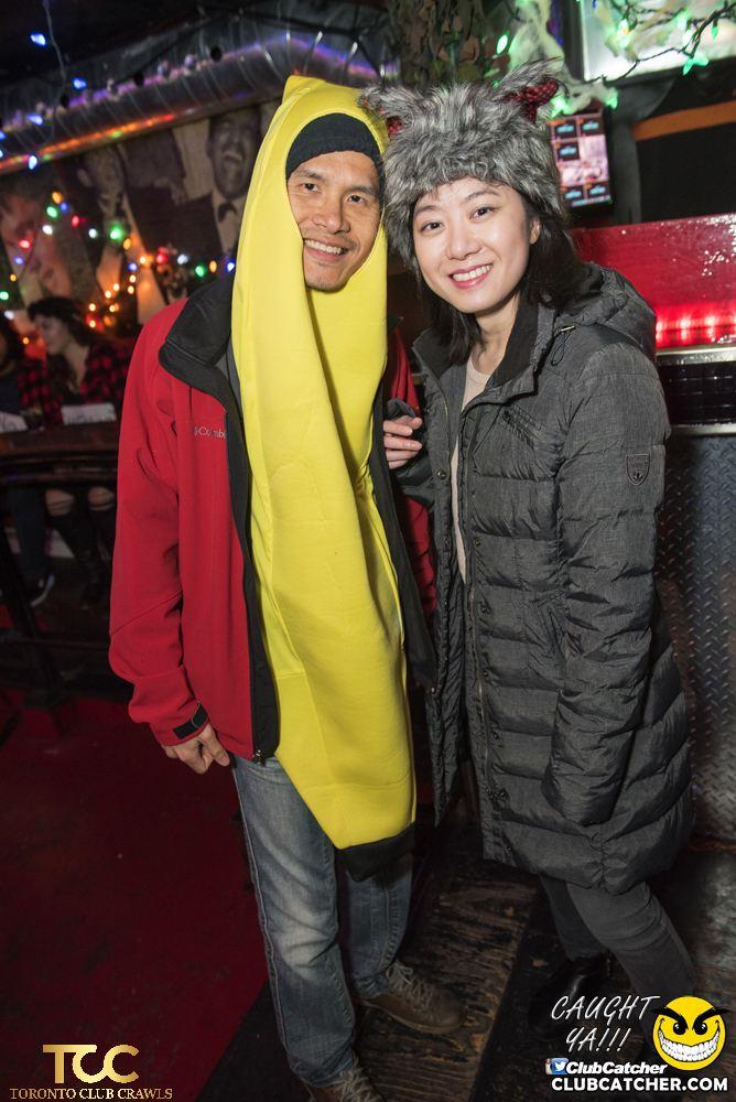 Club Crawl party venue photo 400 - October 31st, 2019
