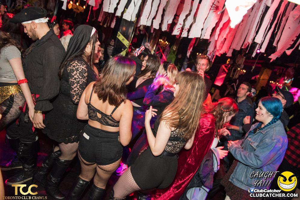 Club Crawl party venue photo 425 - October 31st, 2019