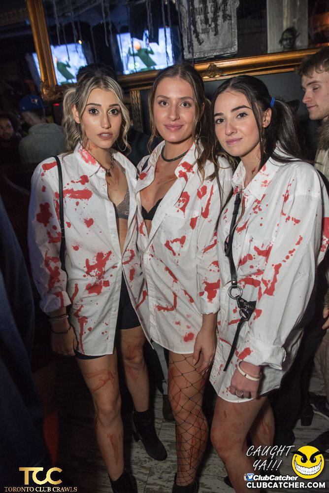 Club Crawl party venue photo 51 - October 31st, 2019