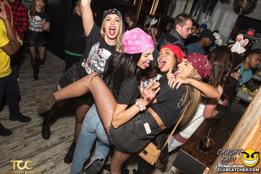 Club Crawl party venue photo 54 - October 31st, 2019