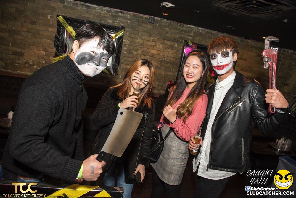 Club Crawl party venue photo 95 - October 31st, 2019