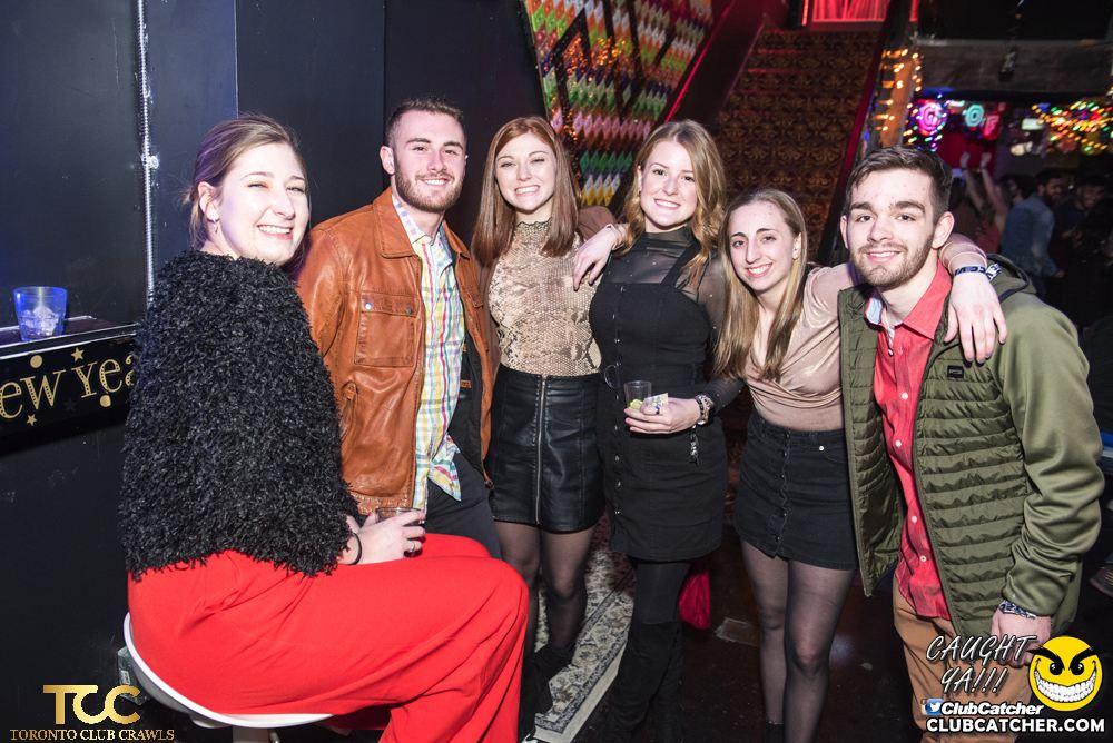Club Crawl party venue photo 29 - December 31st, 2019