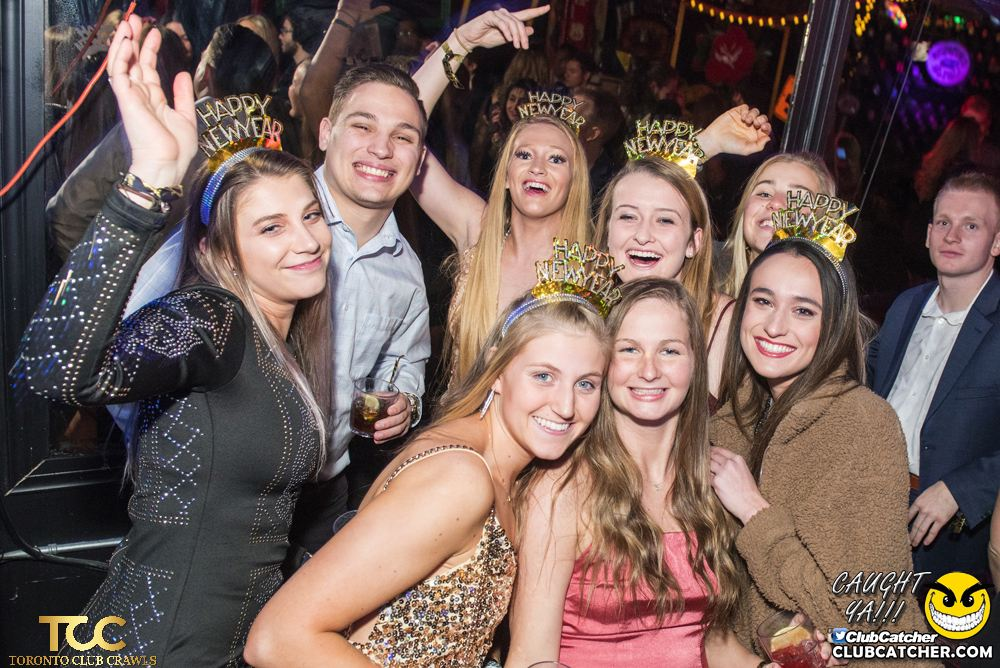 Club Crawl party venue photo 74 - December 31st, 2019